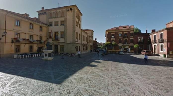 Plaza de San isidoro Audiencia juzgado