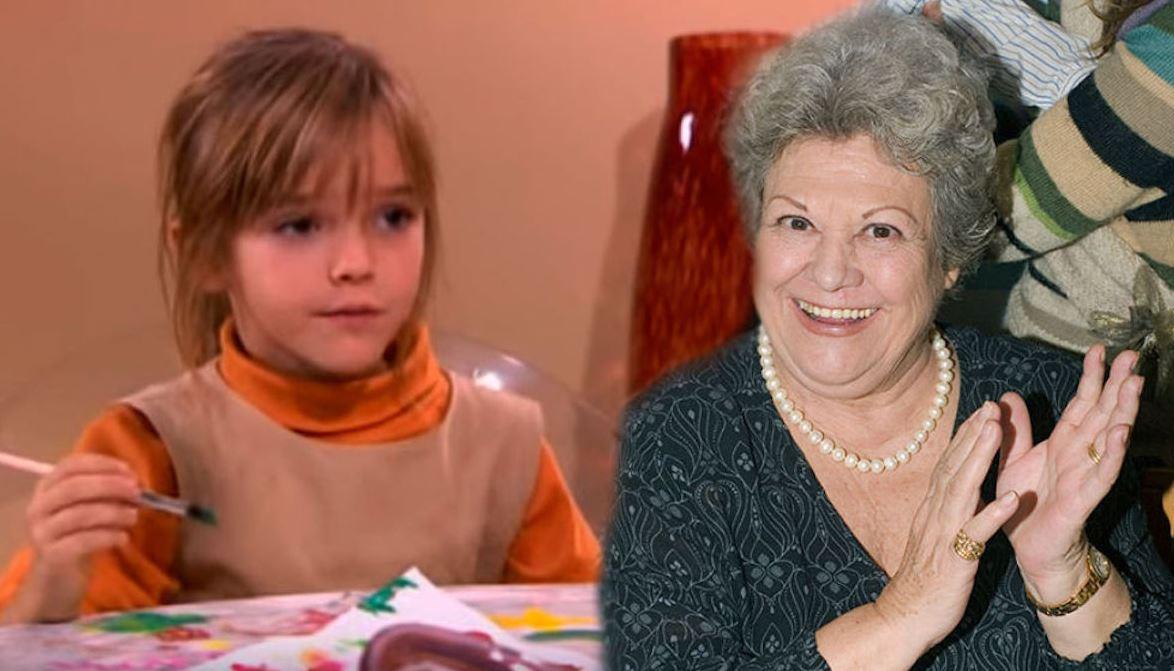 La niña de 'Aquí no hay quien viva' reaparece irreconocible 17 años después