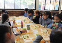 comedor colegio