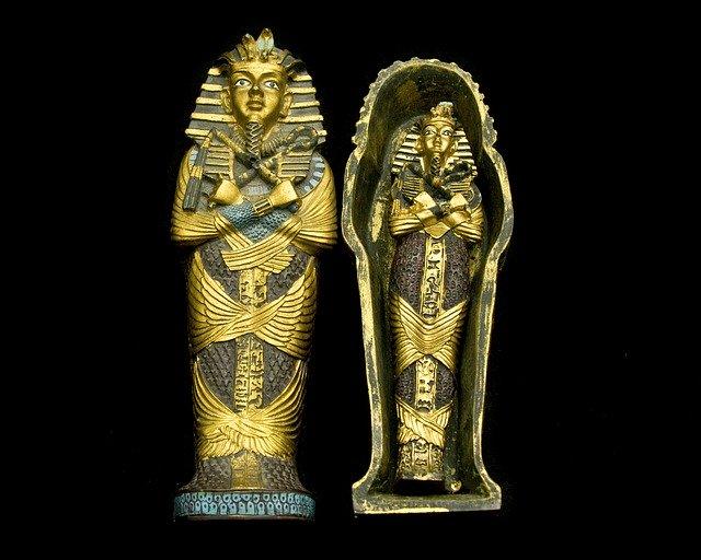 exposición egipto en burgos