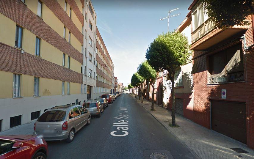 Calle San Juan de León