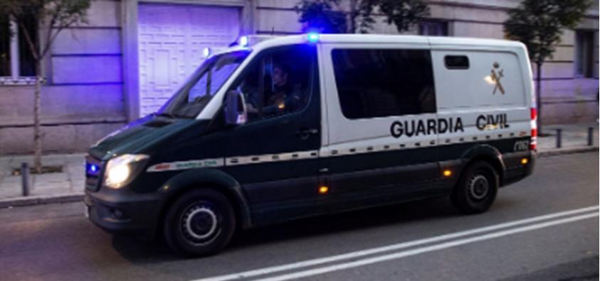 Traslado de un asesino a la prisión de León por alardear de su delito