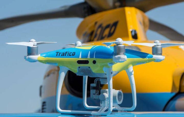 dron de la dgt que controlará asturias