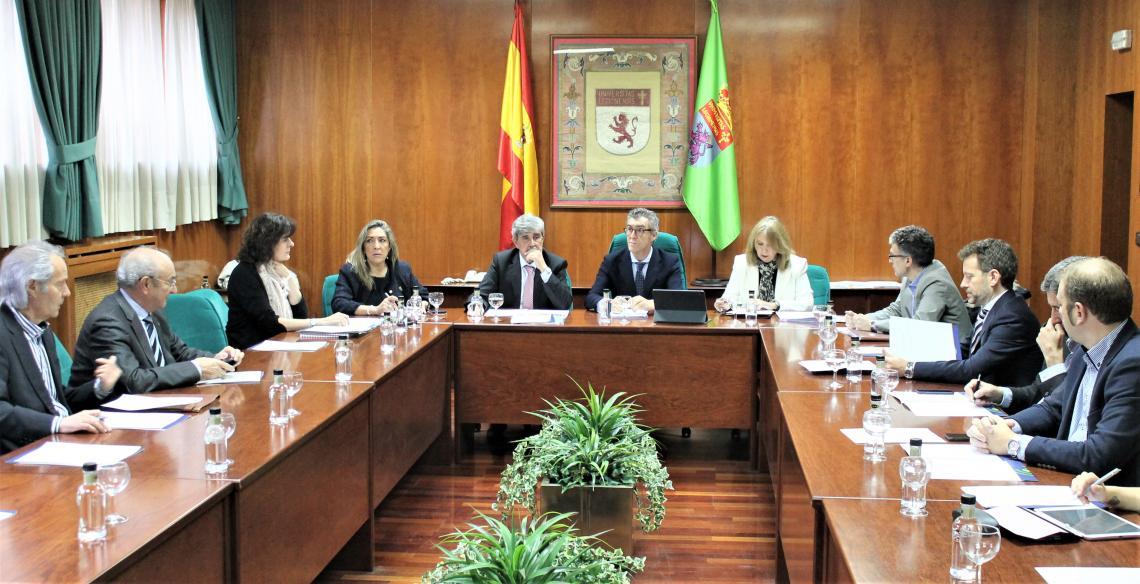 72.091 euros de subvención en la Universidad de León y sus acuerdos