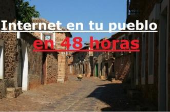 Internet alta velocidad en tu pueblo león