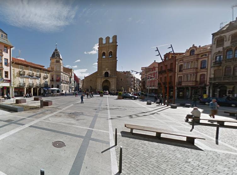 El Ayuntamiento de La Bañeza refuerza la desinfección en horas nocturnas