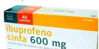 La alerta sobre el peligro de tomar ibuprofeno contra el coronavirus