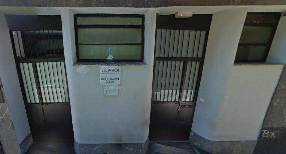 El polideportivo de San Esteban de León será el techo de las personas sin hogar
