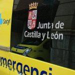 Accidente mortal entre dos coches en Valdebimbre