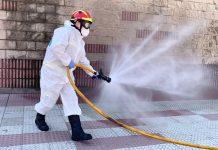 Los Bomberos intervienen de emergencia en un domicilio de León