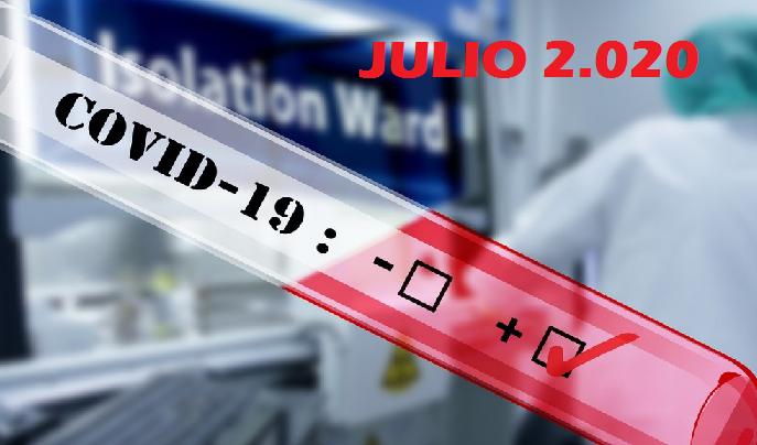 """Niegan estar en el pico del COVID-19, """"Estaremos confinados hasta julio"""""""