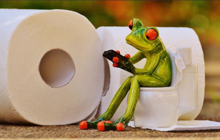 La locura de la harina, deja atrás al papel higiénico