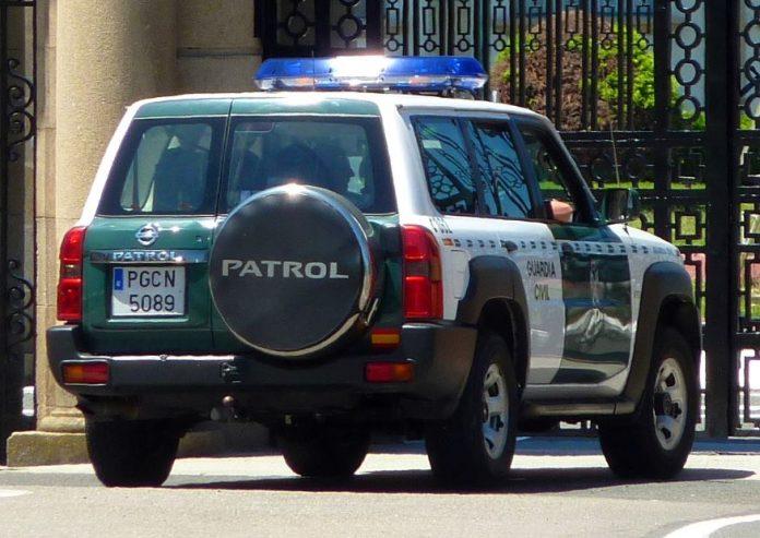 Guardia Civil la silva