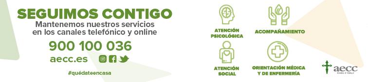 Nuevo servicio gratuito de la Asociación Española Contra el Cáncer