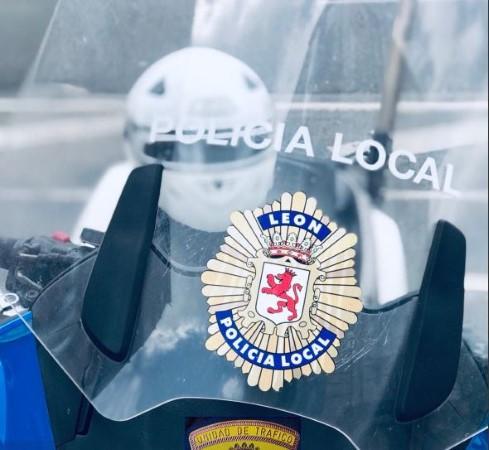 Policia Local de León