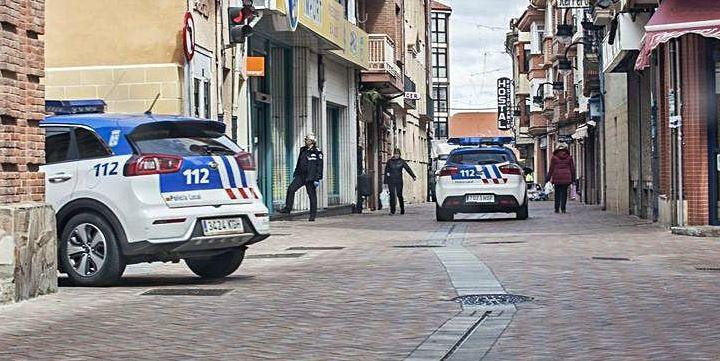 Policia Municipal de Benavente