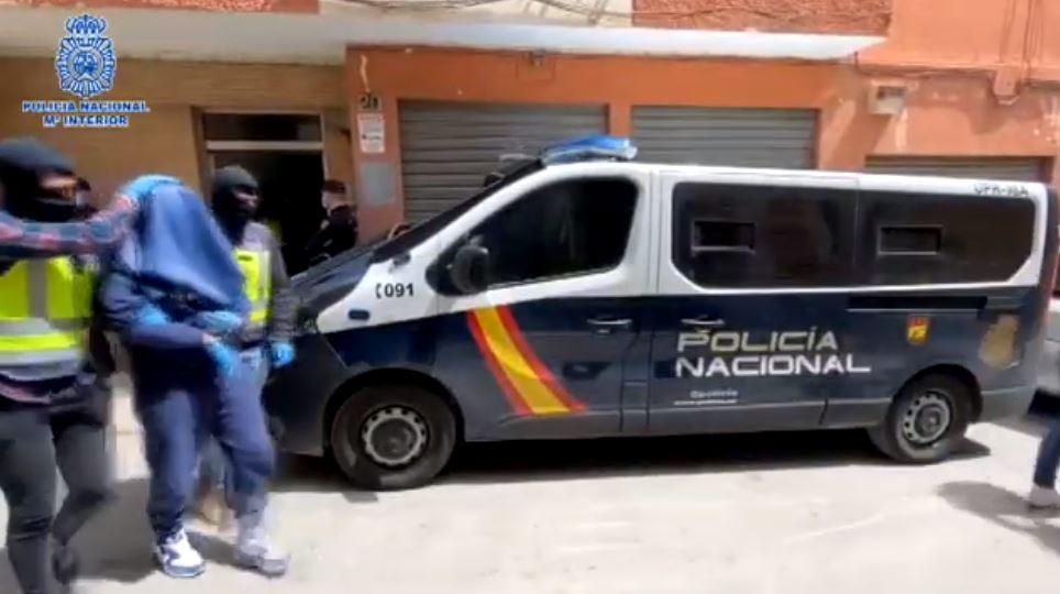 Policia Nacional detiene a un terrorista del daesh