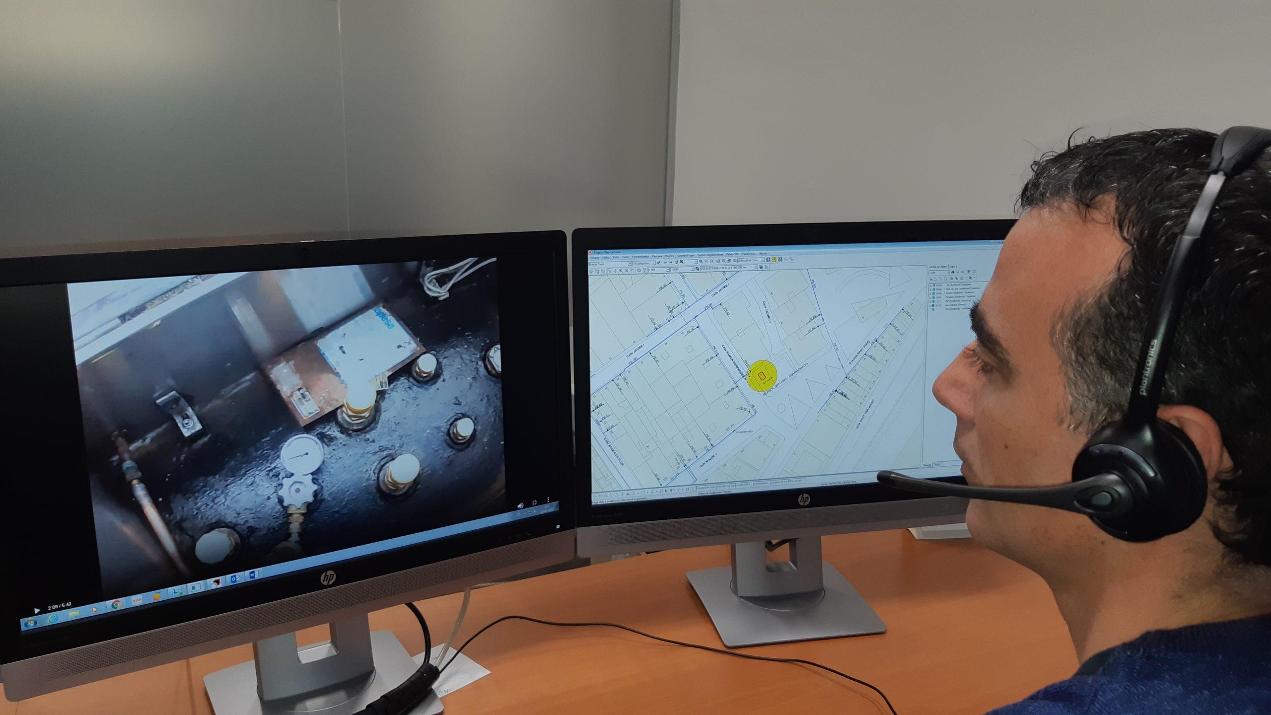 Telesupervisión en tiempo real de la atención de urgencias por Covid-19