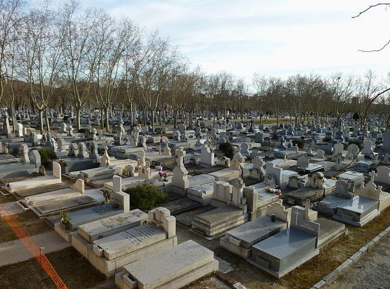 Muere en Madrid y avisan a la familia para recoger las cenizas en Burgos