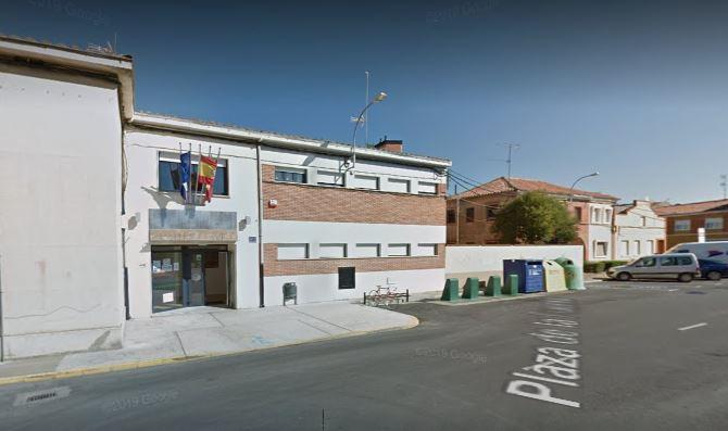 biblioteca de Santa María del Páramo