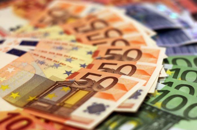 billetes encontrados en una calle de ponferrada