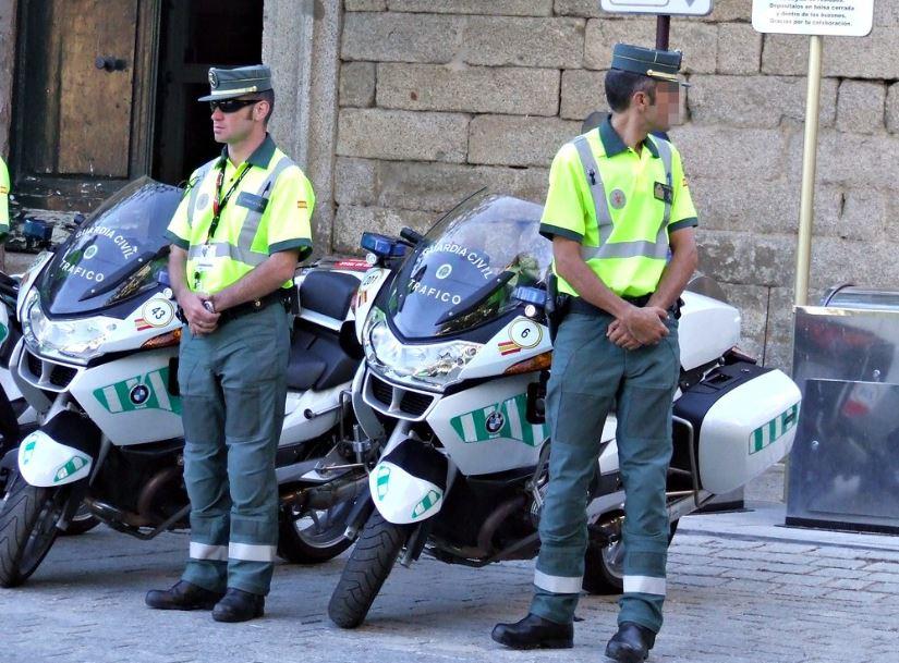 guardia civil multa no respetar distancia de seguridad