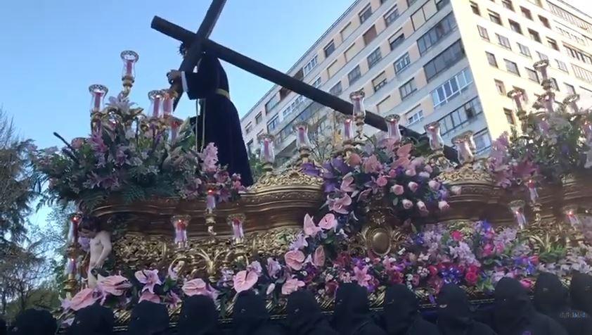 la procesión de la pasión en León
