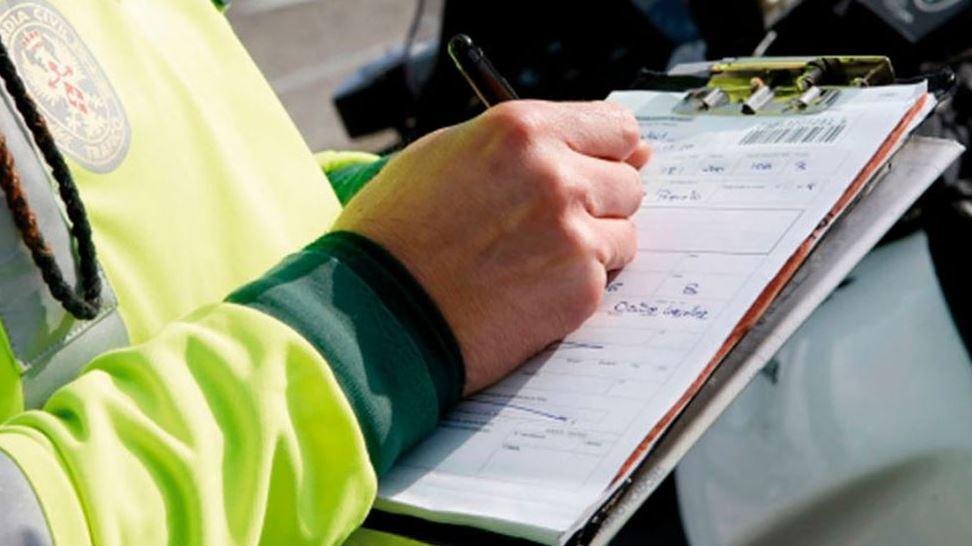 piden a la guardia civil que detallen las multas por el covid-19