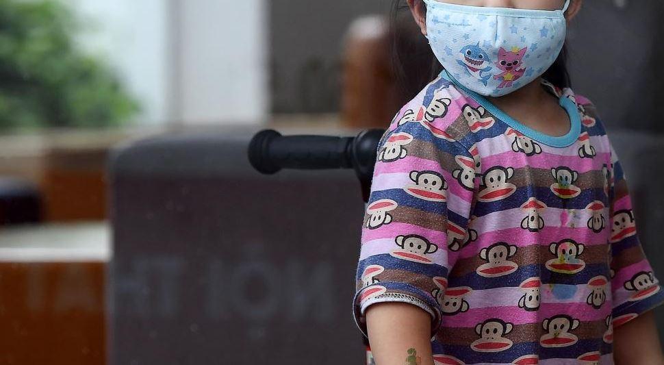 niña de cinco años coronavirus