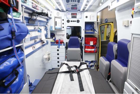 Castilla y León exige un protocolo de desinfección para las ambulancias