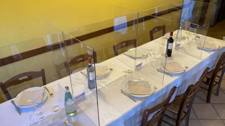 Así serán los restaurantes después del confinamiento