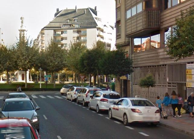 Los taxistas de León felicitan los cumpleaños a domicilio