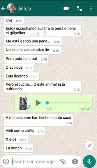"""""""Raquel de Guau regala un perro peligroso a un deficiente y permite su maltrato"""""""