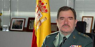 El general Pablo Salas Moreno, propuesto para Director de la Guardia Civil