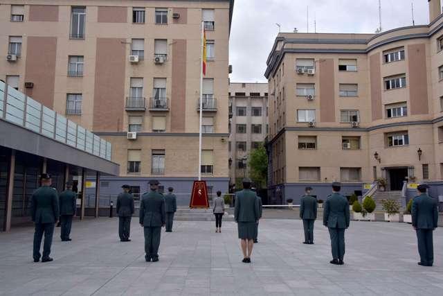 La Guardia Civil conmemora el 176 aniversario de su fundación