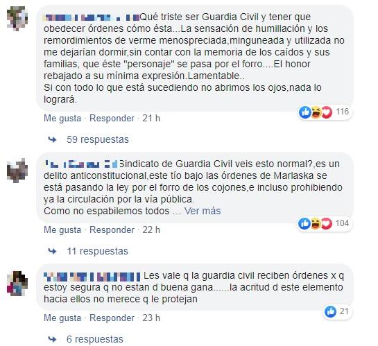 """Pablo Iglesias: """"muchos Policías son matones al servicio de los ricos"""""""