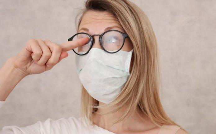 Mascarilla y gafas: líbrate del agobio de que se empañen