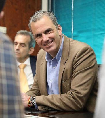 Ortega Smith recibe el alta médica después de doce días de ingreso