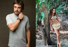Fernando Alonso rompe su silencio y habla de Lara Álvarez