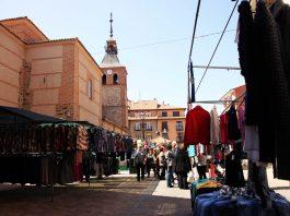 El domingo 31 mayo vuelve el mercado dominical
