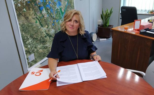 Cs al Ayuntamiento de León que obligue al uso de mascarillas en el pleno