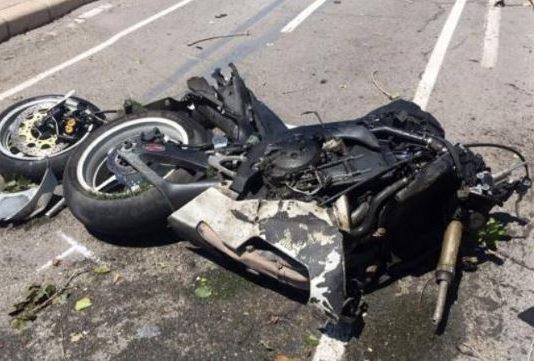accidente de moto león