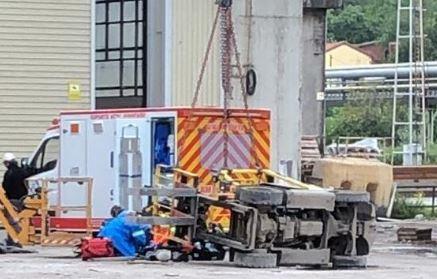 Fallece un hombre de 44 años en un accidente laboral