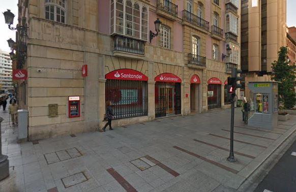 banco santander correo suplantando identidad