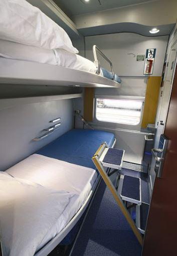 UPL reclama a Renfe que mantenga el coche-cama a Barcelona