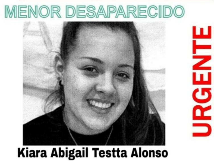 URGENTE| Desaparecida una menor de 16 años