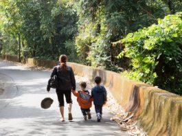 Alivio de horarios de paseo infantiles en León por las altas temperaturas