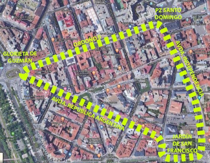 UPL pide ampliar el espacio de tránsito con habilitación peatonal de calles