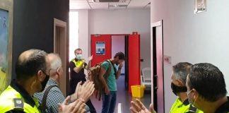 policia local superar coronavirus