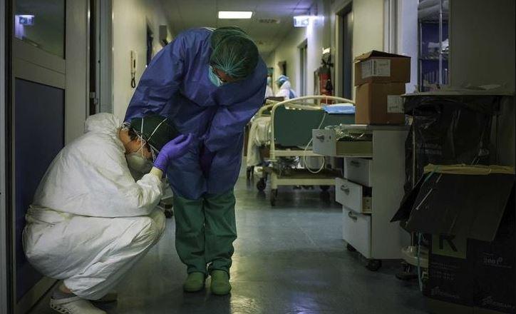 El Gobierno reconoce accidente laboral a sanitarios afectados por C-19